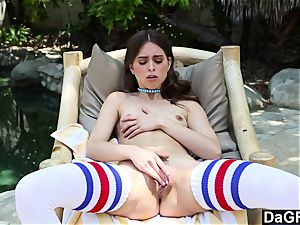 Dagfs luxurious Riley Reid frolicking With Her