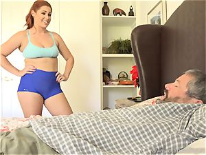 Edyn Blair romped By large black prick spouse witnesses