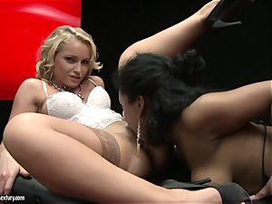 cool Kathia Nobili luvs finger screwing her fucking partners mouth-watering moist snatch slot