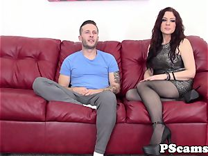 ginger-haired cam stunner Jessica Ryan pussyfucked
