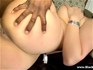 Sarah Vandella rock hard interracial plow