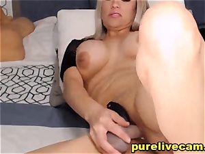 super-fucking-hot mummy Doing super-naughty On cam