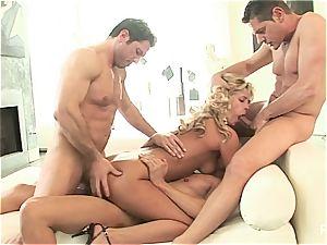 Phyllisha getting her man rod treatment