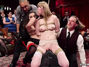 dual foray for domination & submission swingers