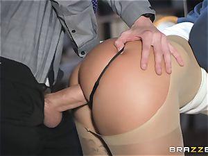 torrid bootie Susy Gala bouncing on top