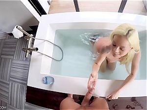 Elsa Jean point of view style vulva thrashing