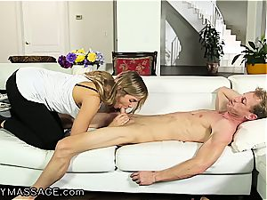 fellow gets even on his cuckold wifey with smoking super-hot Blair Williams