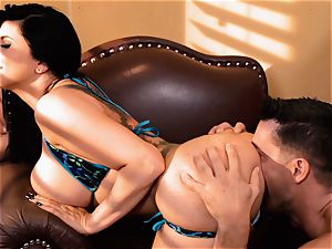 Axel brauns messy converse part 1 - big-chested Romi Rain