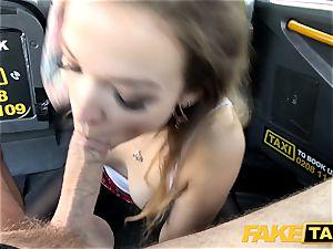 fake cab petite Kylie Nymphette cooch boned