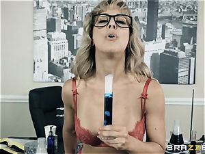 Cherie Deville luvs playing medic