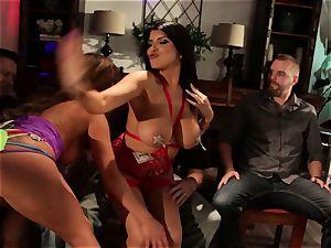 The Madam scene 5 with Richelle Ryan and Romi Rain