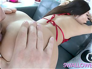 drank spit filled oral job from chinese nubile Vina Sky