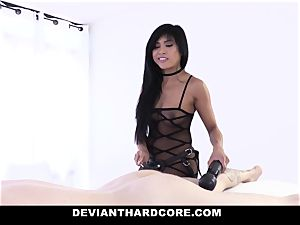 DeviantHardcore - small chinese Dom Gets Laid