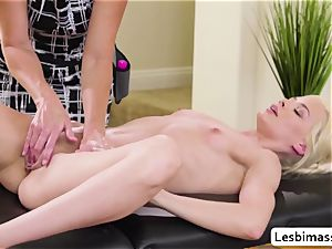 India Summer and Elsa Jean reach their greatest ejaculation ever