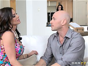 Kendra zeal and Peta Jensen share their guy
