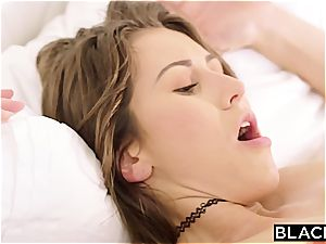 BLACKED nubile Secretly tears up bbc While Her pals Are Gone