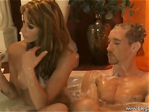 sensual massage For His fatigued man rod