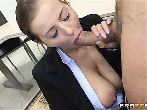 beautiful Candy Alexa nails a fellow schoolgirl